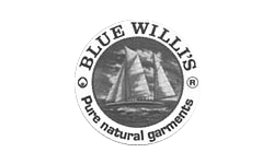 Blue Willis & Piece of Blue